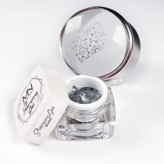 3 - Stamping Gel - Silver