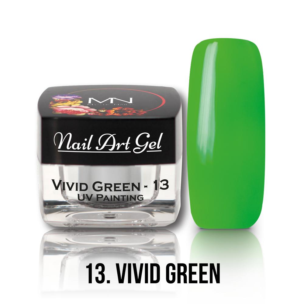 13- VIVID GREEN