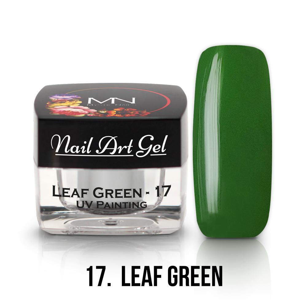 17- LEAF GREEN