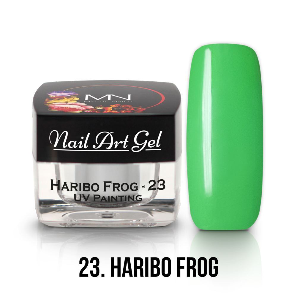 23- HARIBO FROGG