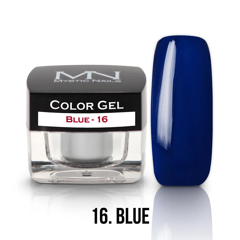 16- BLUE