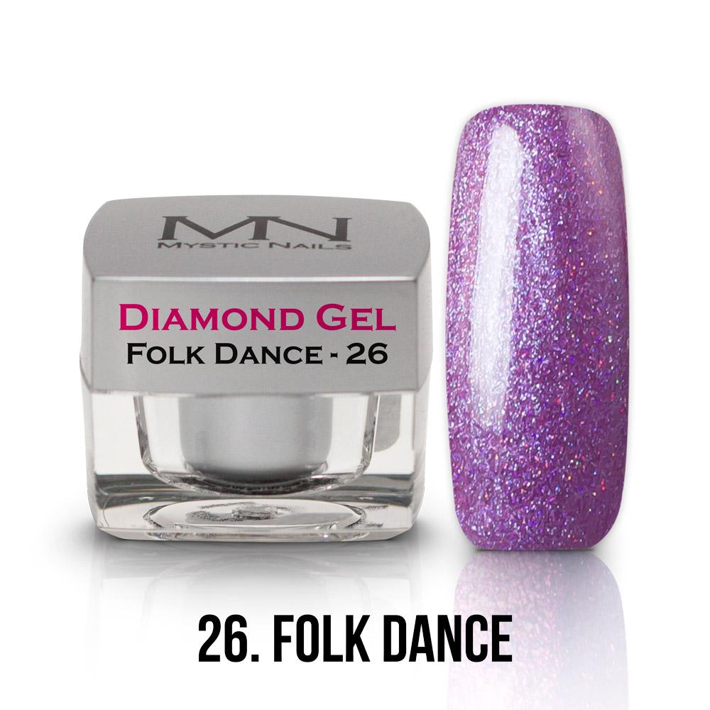 26 - FOLK DANCE