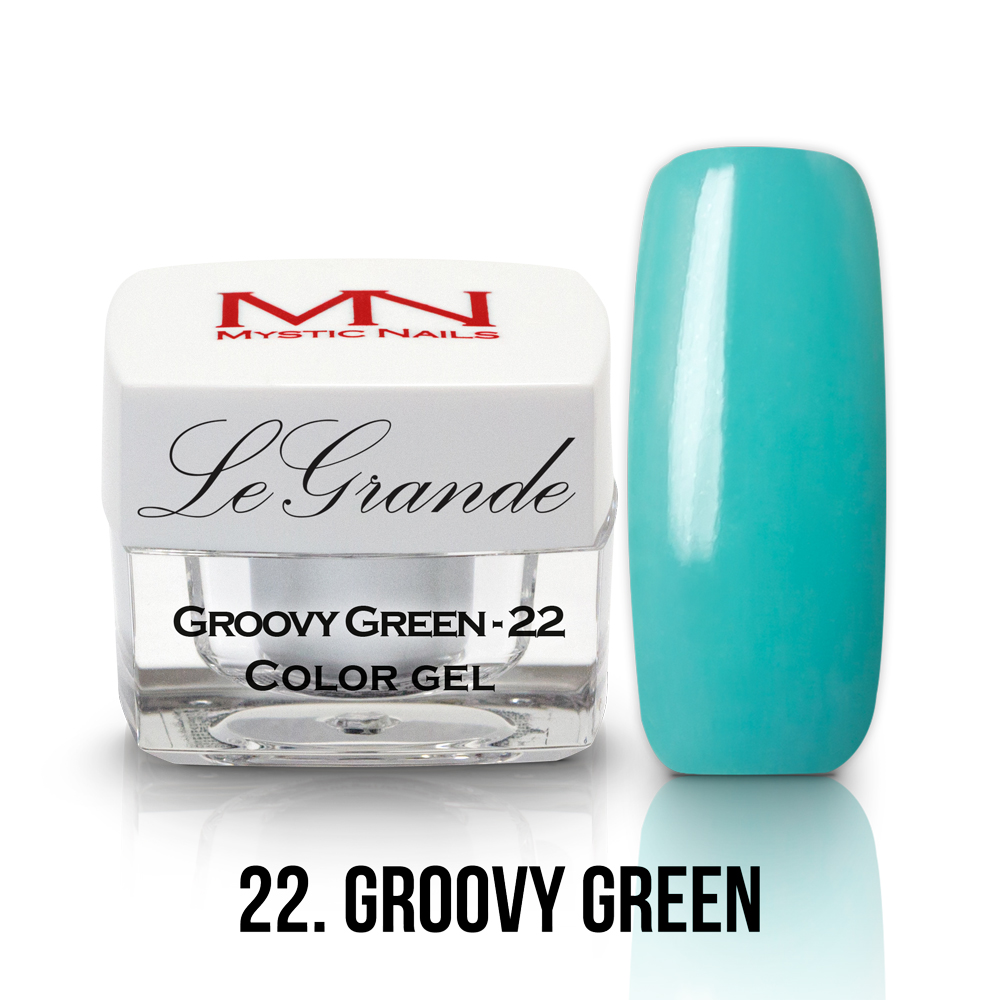 22 - Groovy Green