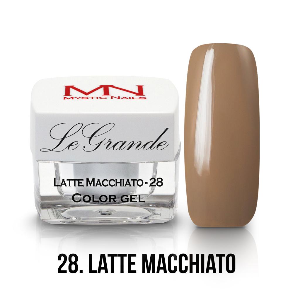 28 - Latte Macchiato