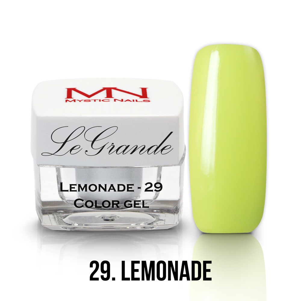 29 - Lemonade