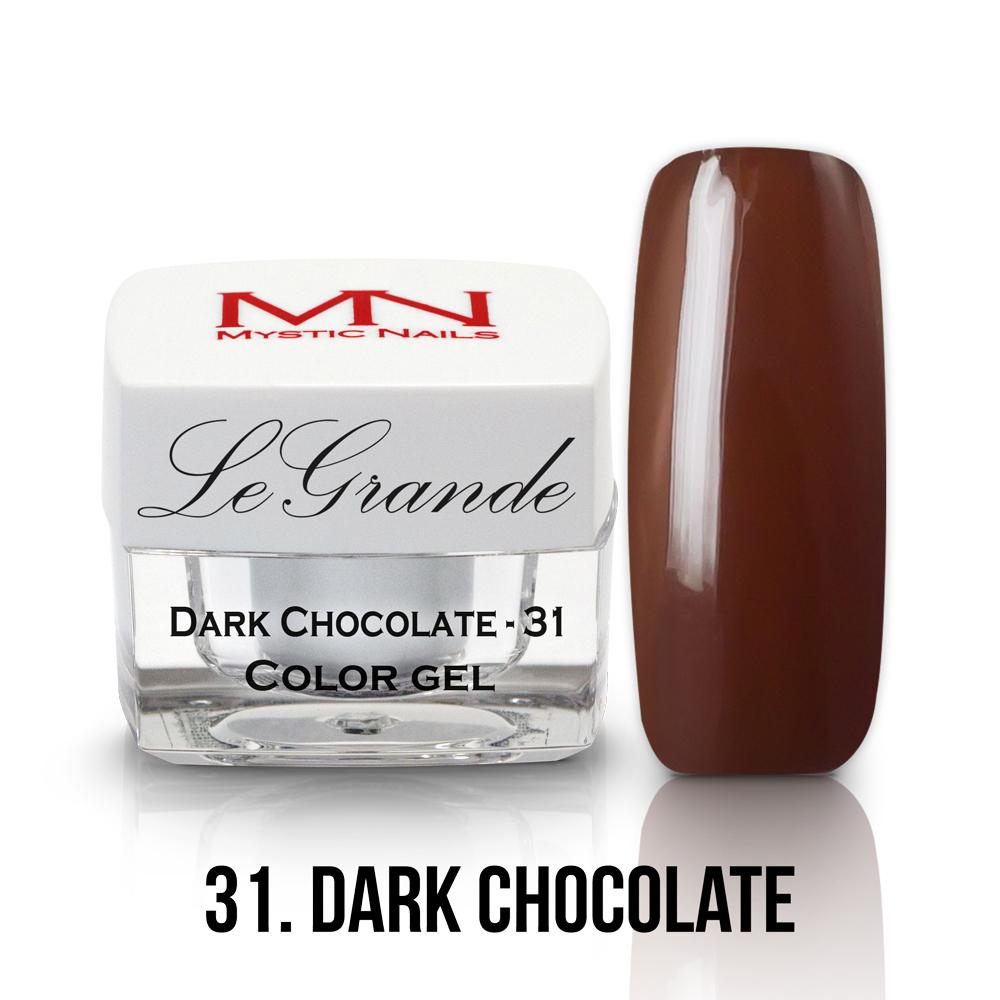 31 - Dark Chocolate