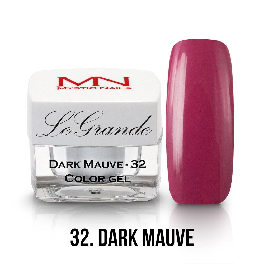 32 - Dark Mauve