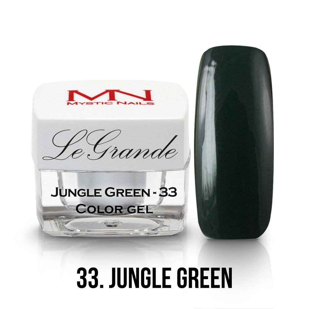 33 - Jungle Green