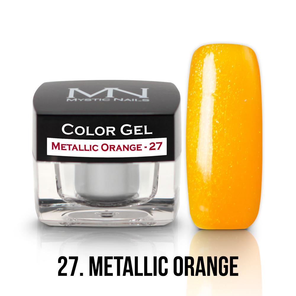 27 - Metallic Orange