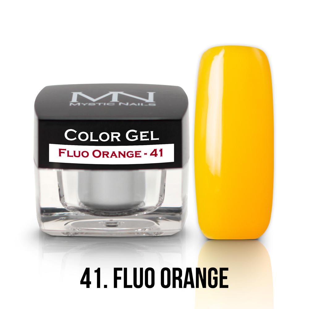 41 - Fluo Orange
