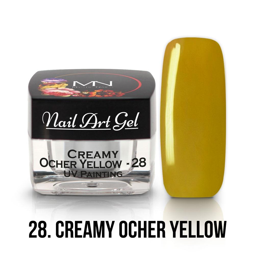 28 - Ocher Yellow