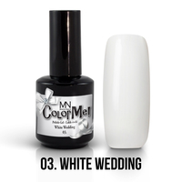 003- WHITE WEDDING