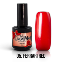 005- FERRARI RED