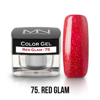 75- RED GLAM