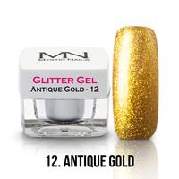 12 - ANTIQUE GOLD