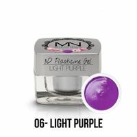 3D Plasticine Gel - 06 - Light Purple