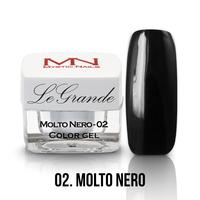 02-  Molto Nero