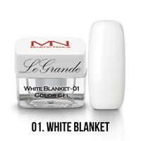 01 - WHITE BLANKET