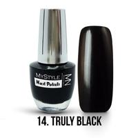 014 - Truly Black