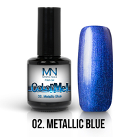 02 - Metallic Blue