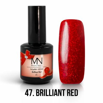 047- BRILLANT RED