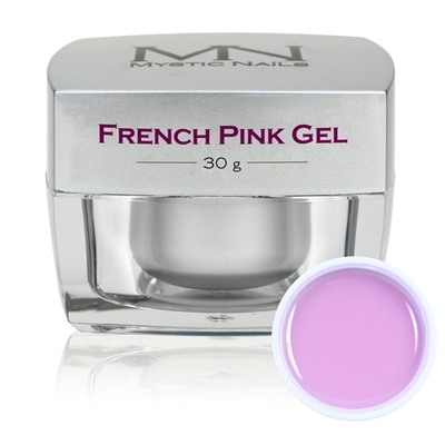French Pink Gel