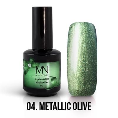 04 - Metallic Olive