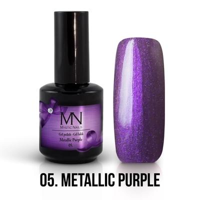 05 - Metallic Purple