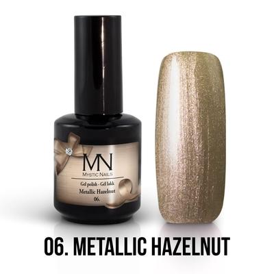 06 - Metallic Hazelnut