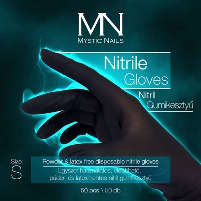 Gant en Nitrile - S