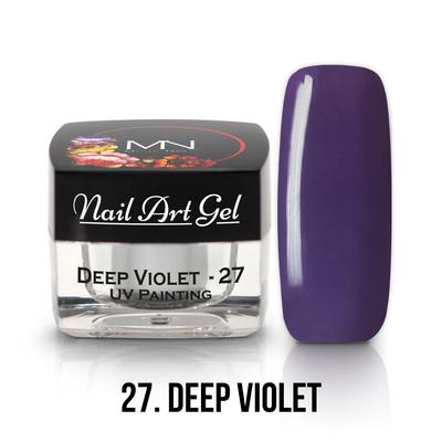 27- DEEP VIOLET
