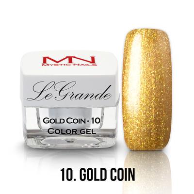 10 - Gold Coin