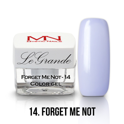14 - Forget Me Not