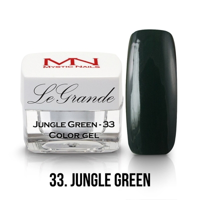 33 - Jungle Green