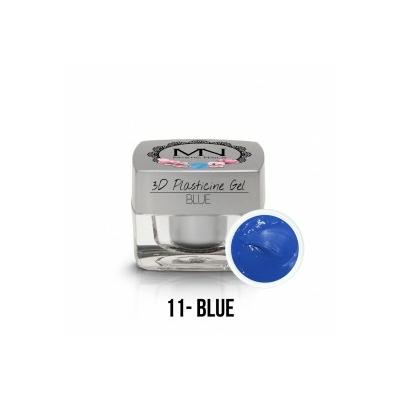 3D Plasticine Gel - 11 - Blue