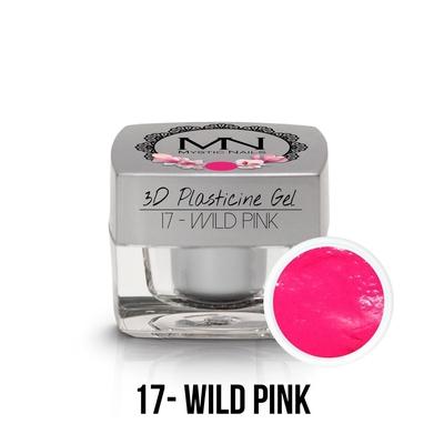 3D Plasticine Gel - 17 - Wild Pink