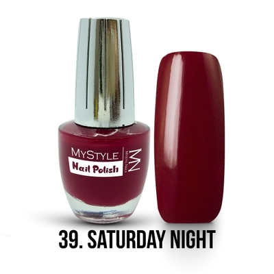 039 - Saturday Night