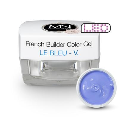 V - le Bleu