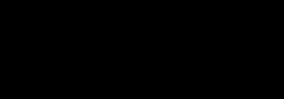 Mystic Nails masodlagos logo - fekete szinben