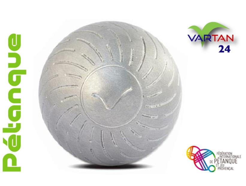 VARTAN INOX POUR MAIN GAUCHE 24 STRIES 1/2 TENDRE