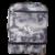 sac à dos gris sans fond