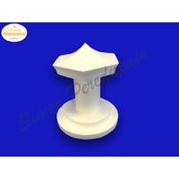 Carrousel de polystyrène de 15 cm de diamètre