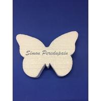 Papillon en polystyrène de 15 cm de long épaisseur 2 cm