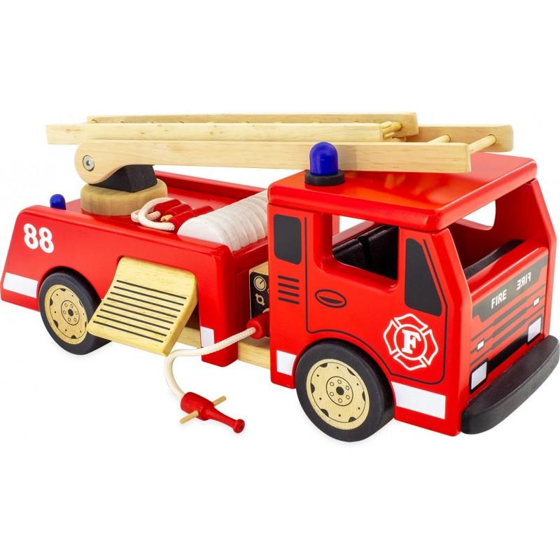 Camion de pompier - Pintoy