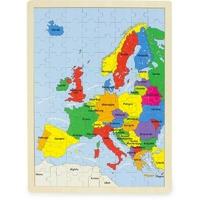 Puzzle : L'Europe