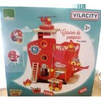 cserne de pompier Vilacity Vilac