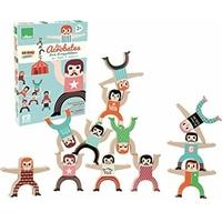 Les acrobates par Ingela P. Arrhenius