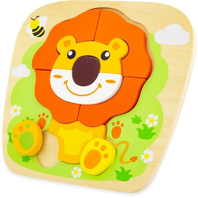 Puzzle Lion (1à pcs)
