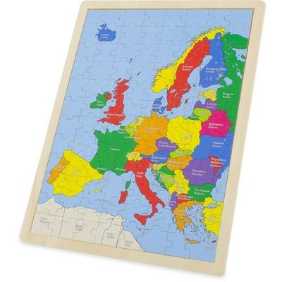 Puzzle Europe (96 pcs)