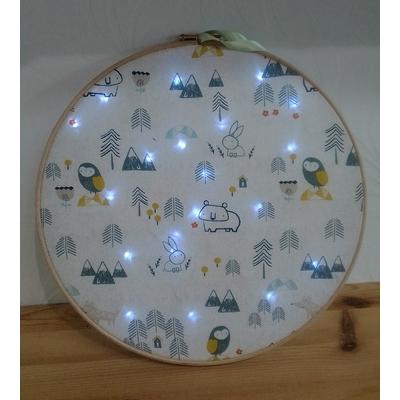 Cercle lumineux Alaska